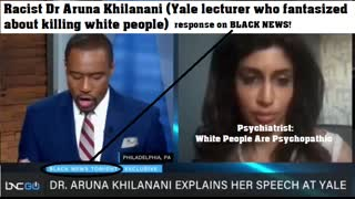 RACIST  Psychiatrist: White People Are Psychopathic