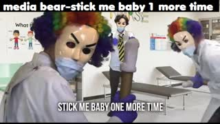 stick me baby 1 more time (media bear) 2021