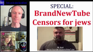 BrandNewTube Censors for jewry - Proof
