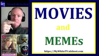 MyWhiteTV Special -- 10 Movie Reviews and 3 Memes