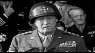 """""""The WRONG ENEMY"""" by PATTON.45 featuring Gen. George Patton Jr."""