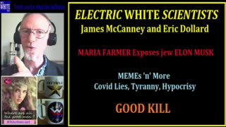 MyWhiteSHOW - 2 Electric White Scientists. A Good Kill. Movie Review - Let Him Go.