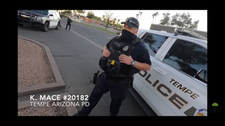 Cop Batters a Minor for Filming in Public