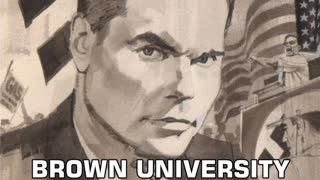 George Lincoln Rockwell - Brown University Speech (1966)