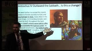 The Antichrist Showdown! pt 4: Time Bombs and Lawlessness-Kody Morey