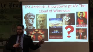 The Antichrist Showdown pt 43: The Cloud of Witnesses-Kody Morey
