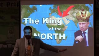 The Antichrist Showdown! pt 24: Tidings Out of the East and the North-Kody Morey
