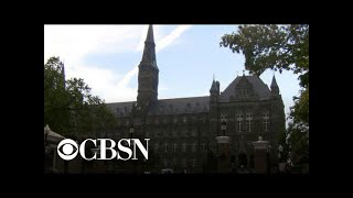 Catholic Georgetown students vote on slavery reparations fund (that the money will not go for the descendents instead for so called education)