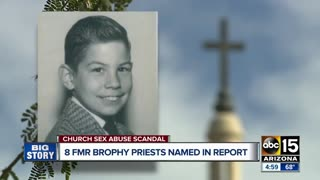 Report shows 8 Jesuit priests accused of sex abuse worked at Brophy High School