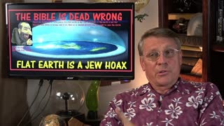 5/4/18 - Dr. Kent Hovind Exposes the Divide and Conquer of The Flat Earth dialetic