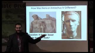 """The Antichrist Showdown! pt 6: The Beast and Horn Were """"Different""""-Kody Morey"""
