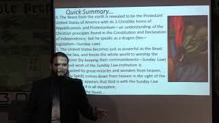 The Antichrist Showdown pt 38: The Image of the Beast-Kody Morey