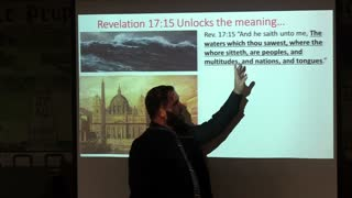 The Antichrist Showdown pt 35: The Beast From the Earth-Kody Morey