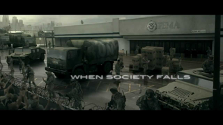 Gray State FEMA MARTIAL LAW - Official Concept Trailer