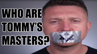 Who Is Really Behind Tommy Robinson?