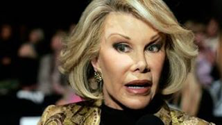 Joan Rivers: Obama è gay e Michelle un trans