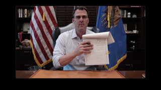 """Governor Kevin Stitt: """"Oklahoma Stands With Israel"""""""