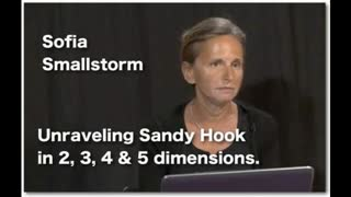 Unraveling Sandy Hook - By Sofia Smallstorm