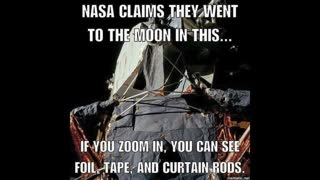 """JIM FETZER and GARY KING """"NASA REDUX: If we had gone, we could NOT have come back!"""""""