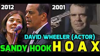 Sandy Hook hoax crisis actors Zionists communists desperately trying to Disarm the United States