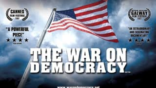 The War On Democracy 2007 = how the United States overthrows governments in Latin America
