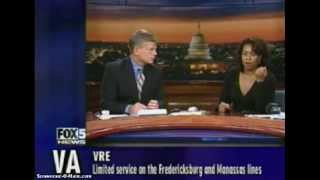 Fox 5 News Reports WTC 7 Collapse Before the Fact