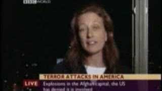 BBC's Jane Standley - Audio cuts-out when asked about WTC7