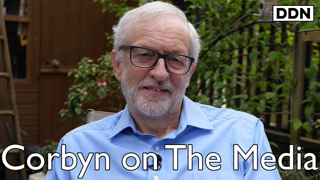 Jeremy Corbyn Opens Up About his Relationship with the Media