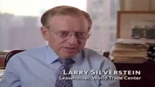 Larry Silverstein - Controlled Demolition HE ADMITS THEY PULLED wtc 7 !!.mp4