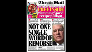Prince Andrew SUED For Alleged Sexual Abuse