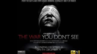 John Pilger - The War You Don't See