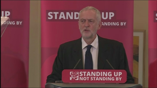 Jeremy Corbyn apologises for Iraq War on behalf of Labour