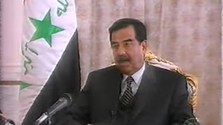 Interview with Saddam Hussein