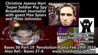 Bases 50 Part 19 Chris & Max Spiers with Miles Johnston