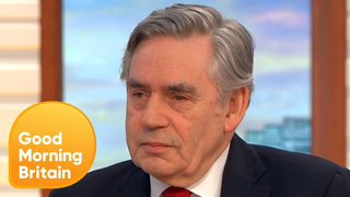 Gordon Brown Claims the Pentagon Knew Saddam Hussein Didn't Have Weapons of Mass Destruction