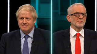 'Is Prince Andrew fit for purpose?' | Boris Johnson and Jeremy Corbyn have their say