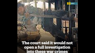 ICC says British soldiers committed war crimes in Iraq