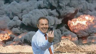 Zionism made Iraq War Criminal Tony Blair