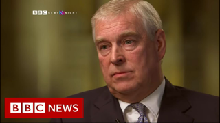 Prince Andrew & the Epstein Scandal: The Newsnight Interview - BBC News