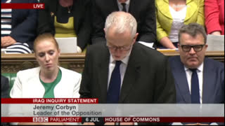 Jeremy Corbyn calls Iraq War 'an act of military aggression launched on a false pretext'