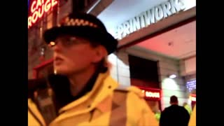 Policed By Consent - Unite The Kingdom (mirror)