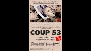 """Full Documentary """"Coup 53"""", shows how the Iran Coup was organised, members involved, money passed"""