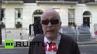 UK: 'War criminal!' - Protesters accost Blair ahead of Chilcot Report release