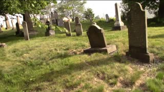 I LOST MY TEMPER IN G STORE AND THEN I GO AND GET A COUPLE OF EVP COMMUNICATIONS IN THE GRAVEYARD. P.2