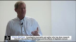 Christopher Bollyn - 20th Sep 2018 - 9/11 & USS Liberty. The Overwhelming Evidence Lecture.