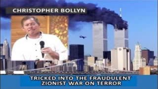 """9/11 - Christopher Bollyn Lecture   """"Tricked into the fraudulent War on Terror"""" (MAY 2019)"""