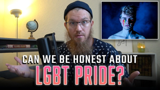 """Can we be Honest about LGBT """"PRIDE""""? 🏳️🌈 🤔"""