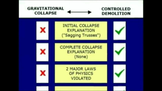9/11 - Brief Summary of Evidence Supporting Controlled Demolition of Twin Towers