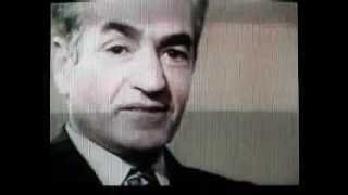 The Shah of Iran speaks bluntly about the Jewish Lobby  - 33 yrs ago.mp4