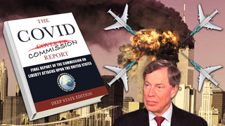 9/11 Cover Up Director Appointed to Chair COVID Cover Up Group